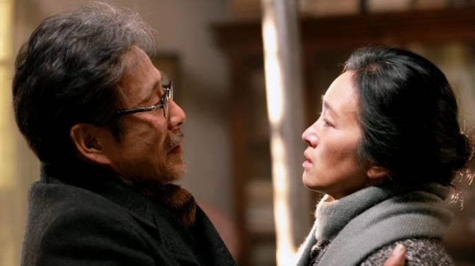 Daoming Chen (Lu Yanshi) en Li Gong (Feng Wanuy)