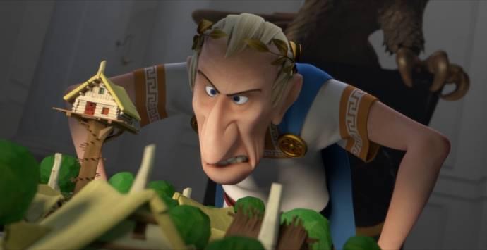 Asterix en Obelix: de Romeinse Lusthof 3D (NL) filmstill