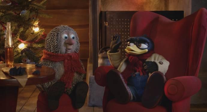 Solan og Ludvig - Jul i Flåklypa filmstill