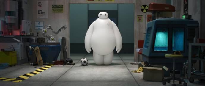Big Hero 6 3D filmstill