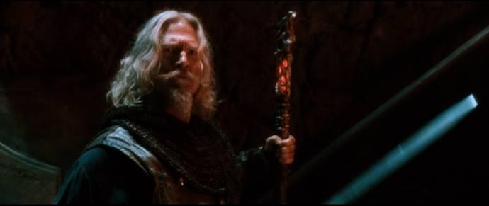 Jeff Bridges (Master Gregory)