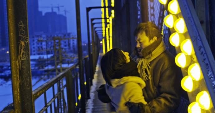 Lunmei Kwai (Wu Zhizhen) en Fan Liao (Zhang Zili)