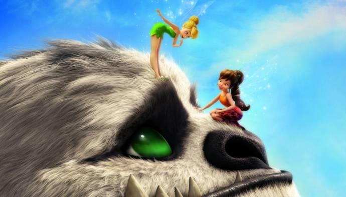 Tinkerbell & De legende van het nooitgedachtbeest (NL) filmstill