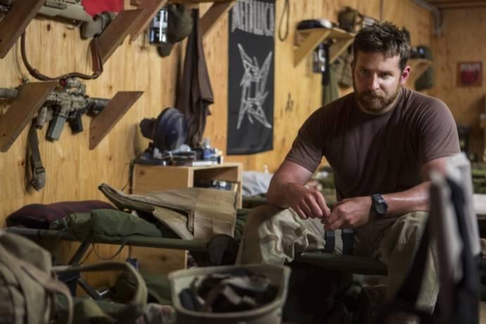 Bradley Cooper (Chris Kyle)