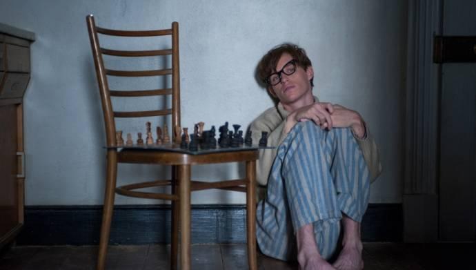 Eddie Redmayne (Stephen Hawking)