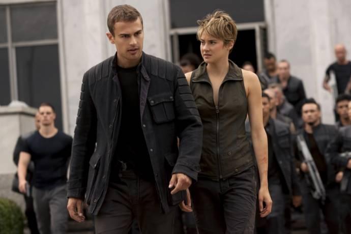Divergent Series: Insurgent filmstill