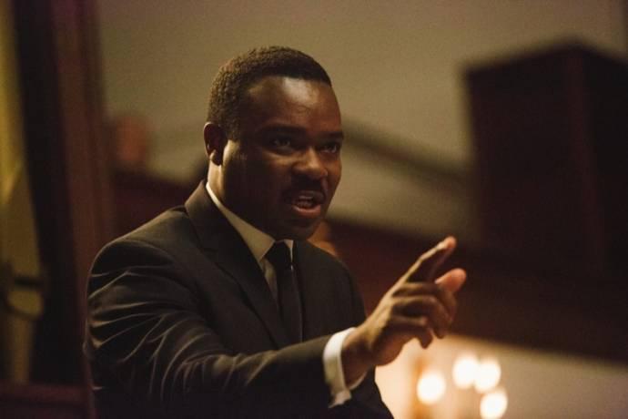 David Oyelowo (Martin Luther King Jr.) in Selma
