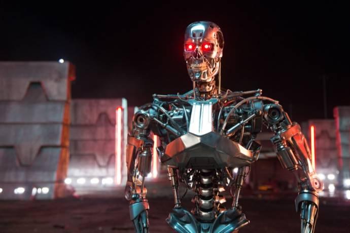 Terminator: Genisys 3D filmstill