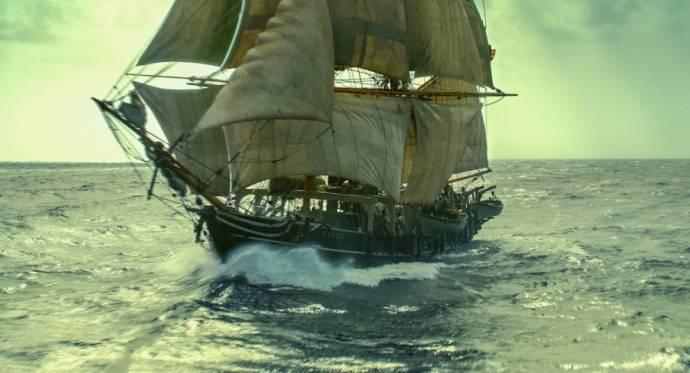 In the Heart of the Sea 3D filmstill
