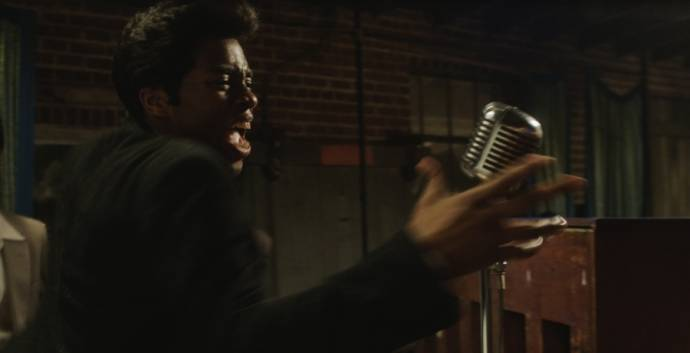 Chadwick Boseman (James Brown)