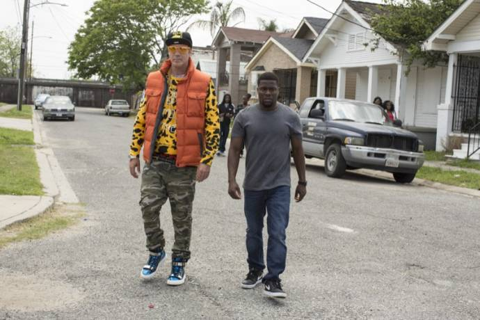 Will Ferrell (James King) en Kevin Hart (Darnell Lewis)