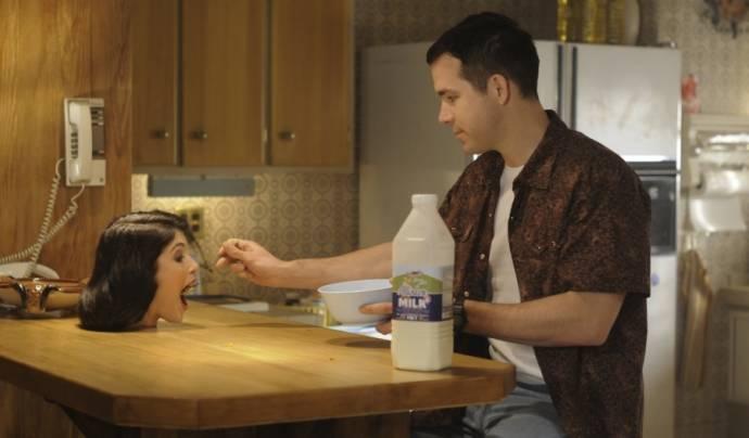 Gemma Arterton (Fiona) en Ryan Reynolds (Jerry Hickfang)