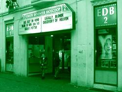 EDB -Theater (gesloten)