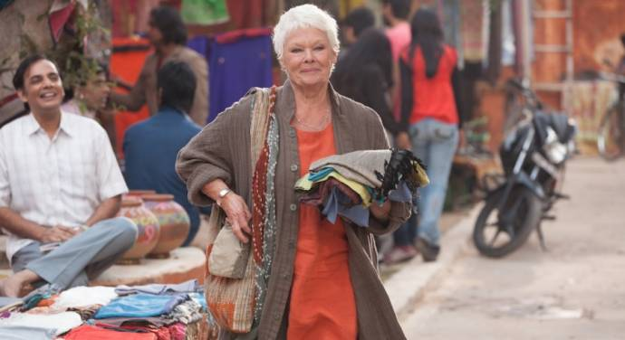 Judi Dench (Evelyn Greenslade)