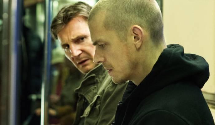 Liam Neeson (Jimmy Conlon) en Joel Kinnaman (Mike Conlon)