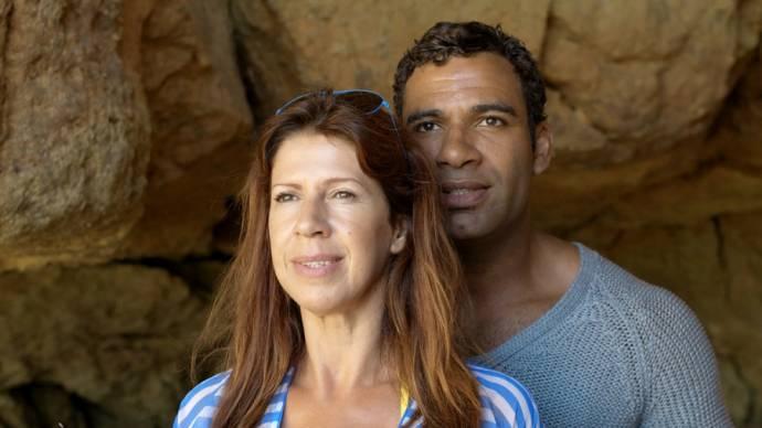 Isa Hoes (Julia) en Edwin Jonker (Romeo)