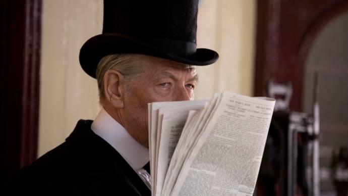 Ian McKellen (Sherlock Holmes)