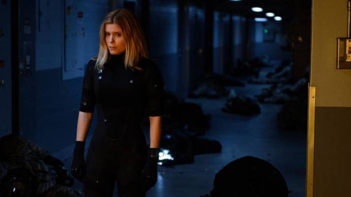Kate Mara (Sue Storm / The Invisible Woman)