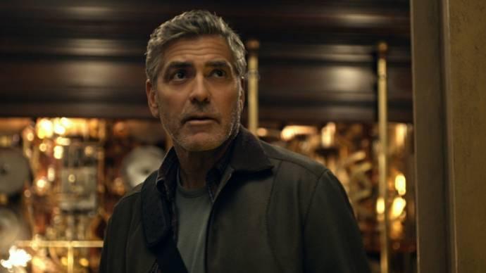 George Clooney (Frank Walker)