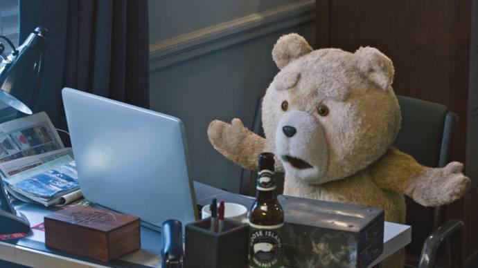 Ted Marathon filmstill