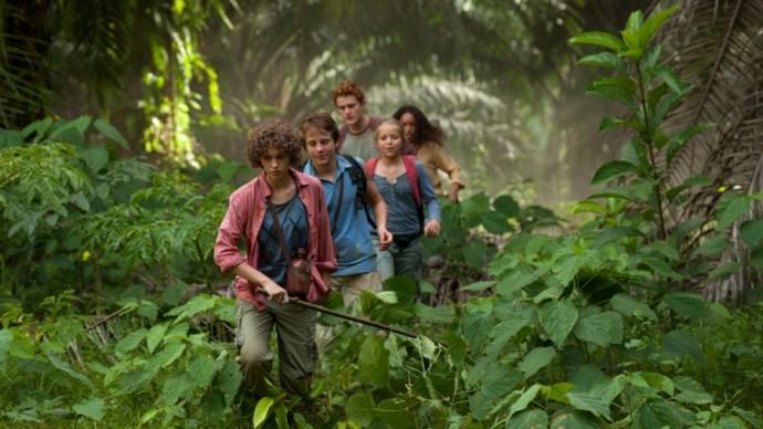 De Vijf en de piratenschat filmstill