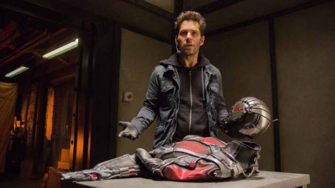 Paul Rudd (Scott Lang / Ant-Man)