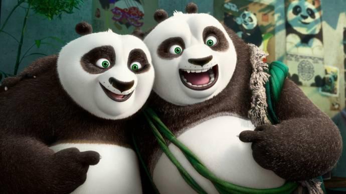 Kung Fu Panda 3 filmstill