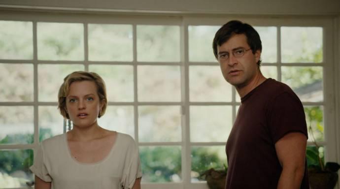 Elisabeth Moss (Sophie) en Mark Duplass (Ethan)