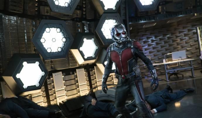 Ant-Man filmstill