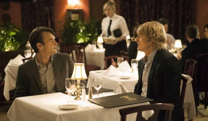 Will Forte en Owen Wilson (Arnold)