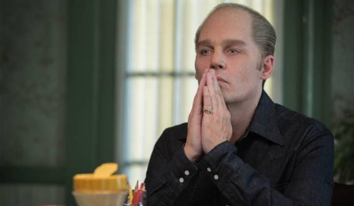 Johnny Depp (Whitey Bulger)