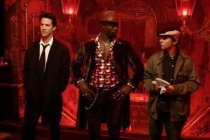 Djimon Hounsou, Shia LaBeouf en Keanu Reeves