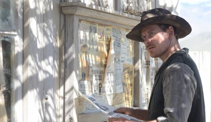 Michael Fassbender (Silas Selleck)