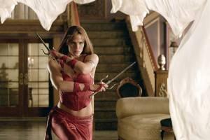 Jennifer Garner is Elektra