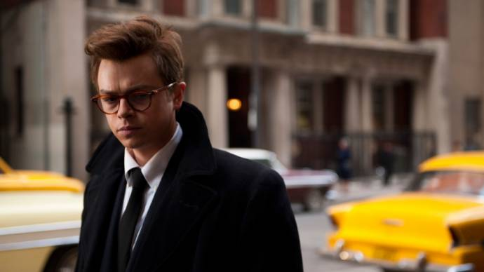 Dane DeHaan (James Dean) in Life (2015)