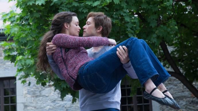Charlotte Lebon en Joseph Gordon-Levitt (Philippe Petit)