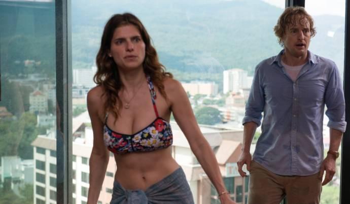 Lake Bell (Annie Dwyer) en Owen Wilson (Jack Dwyer)