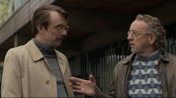Peter van de Witte (Gerard) en Ton Kas (Leon)