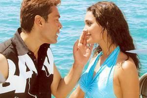 Bobby Deol en Lara Dutta