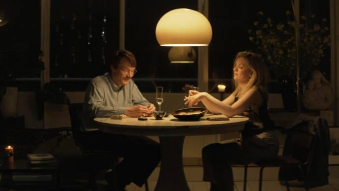 Peter van de Witte (Gerard) en Anniek Pheifer (Lisa)