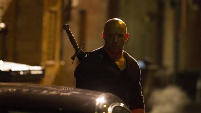 Vin Diesel (Kaulder)