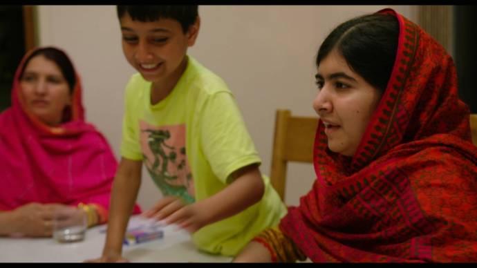 Malala Yousafzai (Zichzelf)