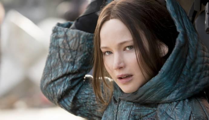 The Hunger Games: Mockingjay - Part 2 3D filmstill