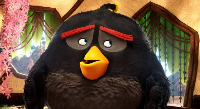 Angry Birds: The Movie 3D filmstill