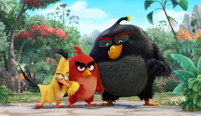 Angry Birds: De film 3D (NL) filmstill