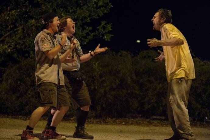Scouts Guide to the Zombie Apocalypse filmstill