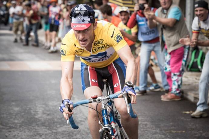 Ben Foster (Lance Armstrong)