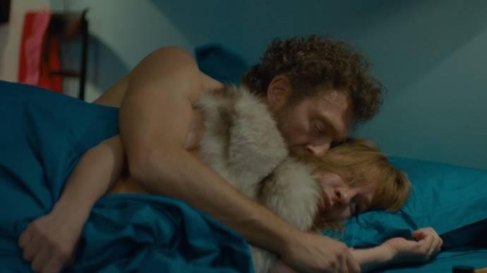 Vincent Cassel (Georgio) en Emmanuelle Bercot (Tony)