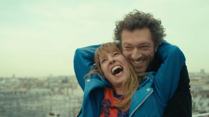 Emmanuelle Bercot (Tony) en Vincent Cassel (Georgio)