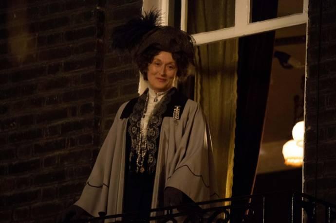 Meryl Streep (Emmeline Pankhurst) in Suffragette